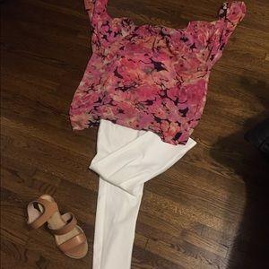 Old Navy Pixie white pants
